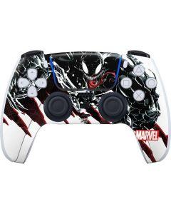 Venom Slashes PS5 Controller Skin