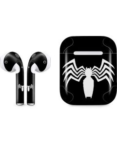 Venom Symbiote Symbol Apple AirPods Skin