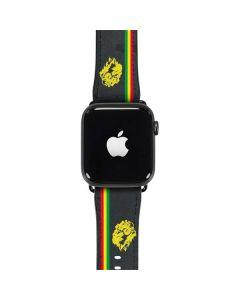 Vertical Banner - Lion of Judah Apple Watch Case
