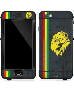 Vertical Banner - Lion of Judah LifeProof Nuud iPhone Skin
