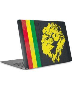 Vertical Banner - Lion of Judah Apple MacBook Air Skin