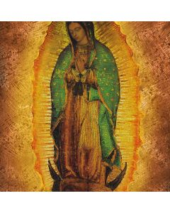 Our Lady of Guadalupe Mosaic Generic Laptop Skin