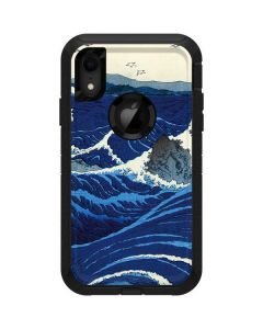 View of the Naruto whirlpools at Awa Otterbox Defender iPhone Skin