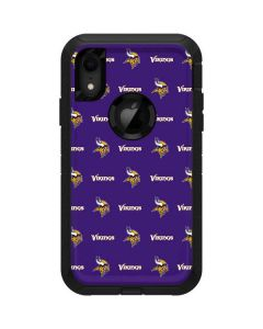 Minnesota Vikings Blitz Series Otterbox Defender iPhone Skin