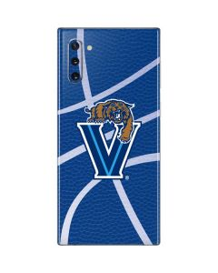 Villanova Basketball Print Galaxy Note 10 Skin