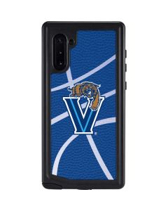 Villanova Basketball Print Galaxy Note 10 Waterproof Case