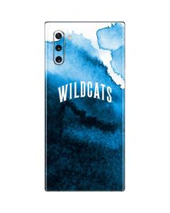 Villanova Metallic Blue Galaxy Note 10 Skin