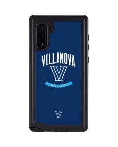 Villanova Wildcats Galaxy Note 10 Waterproof Case