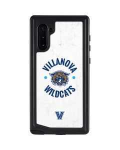 Villanova Wildcats Marble Galaxy Note 10 Waterproof Case