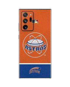 Vintage Astros Galaxy Note20 Ultra 5G Skin