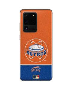 Vintage Astros Galaxy S20 Ultra 5G Skin