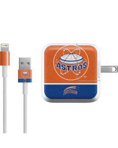 Vintage Astros iPad Charger (10W USB) Skin
