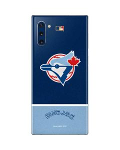 Vintage Blue Jays Galaxy Note 10 Skin