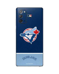 Vintage Blue Jays Galaxy Note20 5G Skin