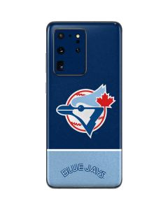 Vintage Blue Jays Galaxy S20 Ultra 5G Skin