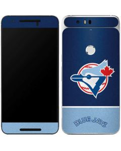 Vintage Blue Jays Google Nexus 6P Skin