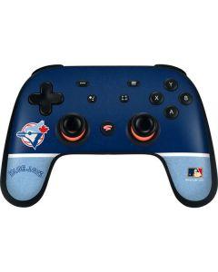 Vintage Blue Jays Google Stadia Controller Skin