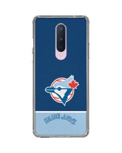 Vintage Blue Jays OnePlus 8 Clear Case