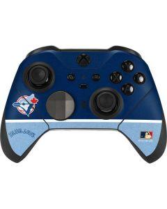 Vintage Blue Jays Xbox Elite Wireless Controller Series 2 Skin