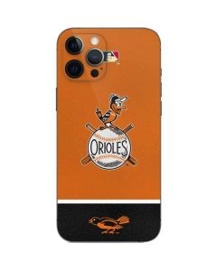 Vintage Orioles iPhone 12 Pro Max Skin