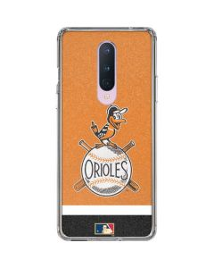 Vintage Orioles OnePlus 8 Clear Case