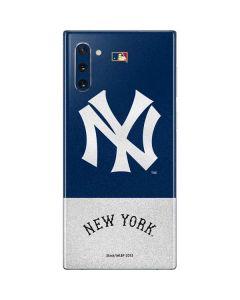 Vintage Yankees Galaxy Note 10 Skin