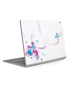 Violet Harmony (Hummingbird) Surface Book 2 15in Skin