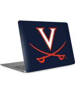 Virginia Cavaliers Logo Apple MacBook Air Skin