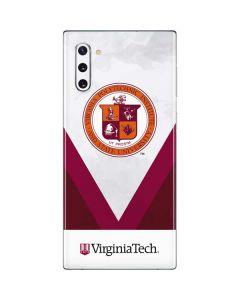 Virginia Tech Emblem Galaxy Note 10 Skin