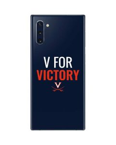 Virginia V For Victory Galaxy Note 10 Skin