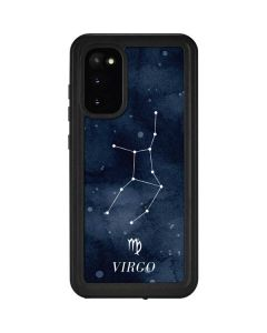 Virgo Constellation Galaxy S20 Waterproof Case