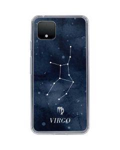 Virgo Constellation Google Pixel 4 XL Clear Case