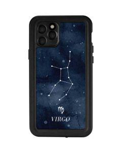 Virgo Constellation iPhone 11 Pro Waterproof Case