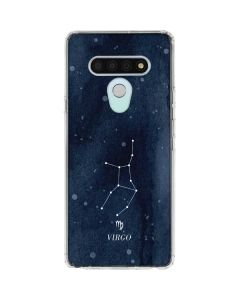 Virgo Constellation LG Stylo 6 Clear Case