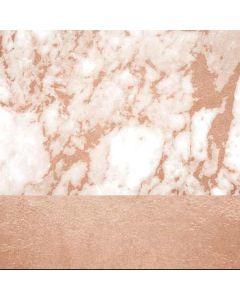 White Rose Gold Marble Generic Laptop Skin