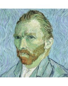 Van Gogh Self-portrait Playstation 3 & PS3 Slim Skin
