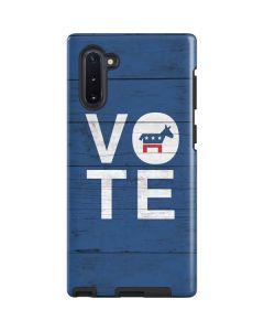 Vote Democrat Galaxy Note 10 Pro Case