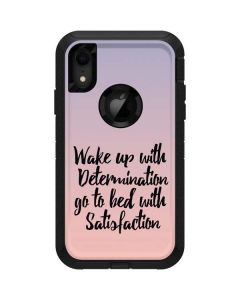 Wake Up With Determination Otterbox Defender iPhone Skin