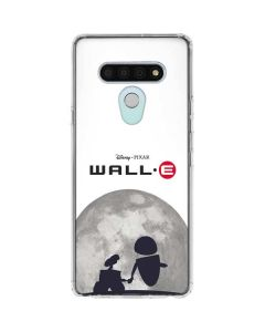 WALL-E LG Stylo 6 Clear Case