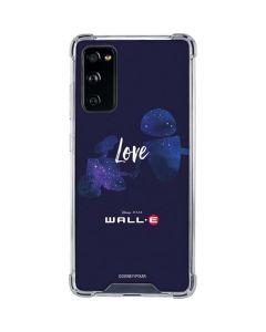 WALL-E Love Galaxy S20 FE Clear Case