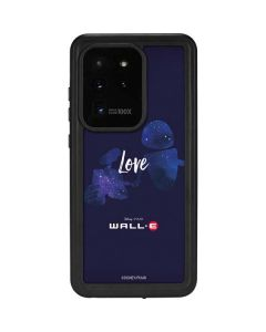 WALL-E Love Galaxy S20 Ultra 5G Waterproof Case