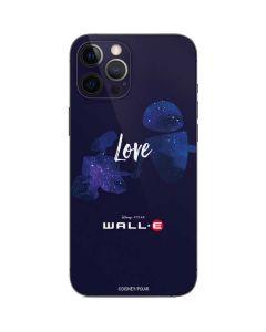 WALL-E Love iPhone 12 Pro Skin