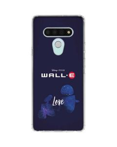 WALL-E Love LG Stylo 6 Clear Case
