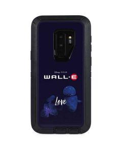 WALL-E Love Otterbox Defender Galaxy Skin