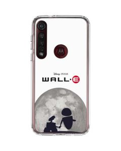 WALL-E Moto G8 Plus Clear Case