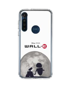 WALL-E Moto G8 Power Clear Case