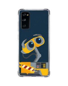 WALL-E Robot Galaxy S20 FE Clear Case