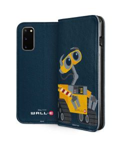 WALL-E Robot Galaxy S20 Folio Case