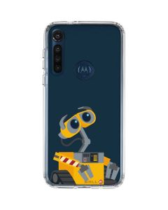 WALL-E Robot Moto G8 Power Clear Case
