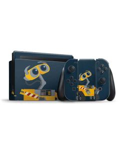 WALL-E Robot Nintendo Switch Bundle Skin